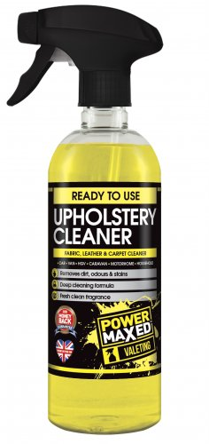 Power Maxed Upholstery Cleaner 500ml