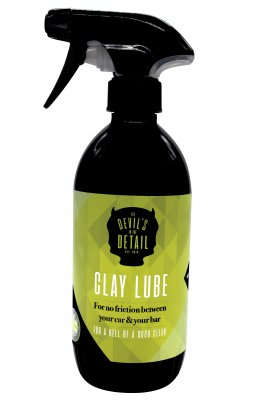 Devils In The Detail Clay Lube 500ml
