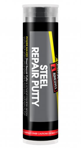 Power Maxed Steel Epoxy Repair Putty 57g