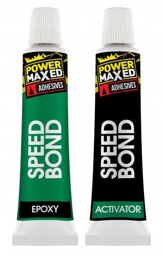 Power Maxed Speed Bond Epoxy Adhesive