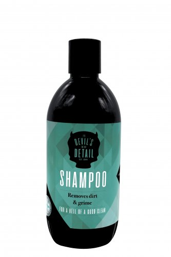 Devils In The Detail Shampoo 500ml
