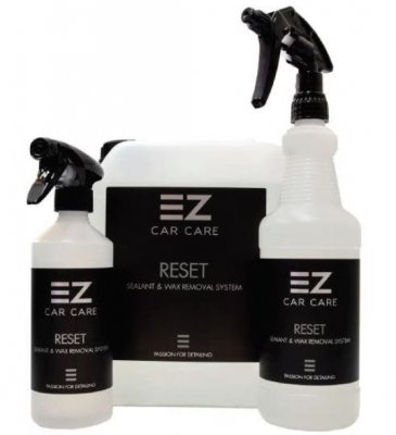 EZ Car Care Reset Sealant & Wax Remover