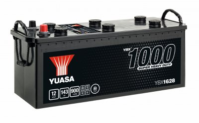 YBX1628 Yuasa Super HD Battery