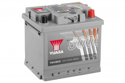 YBX5012 Yuasa Premium Plus Battery 5Y60K Warranty