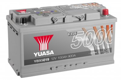 YBX5019 Yuasa Premium Plus Battery 5Y60K Warranty