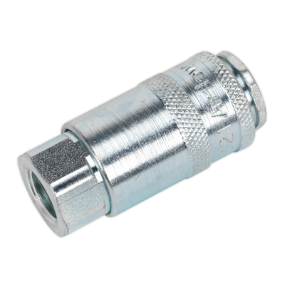 Sealey Coupling Body Female 1/4BSP