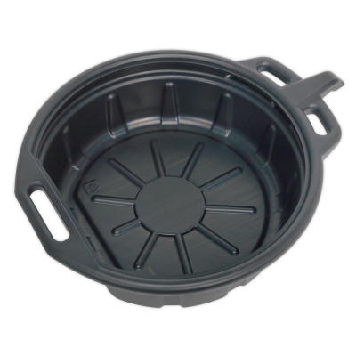 Sealey Oil & Fluid Drain Pan 17L