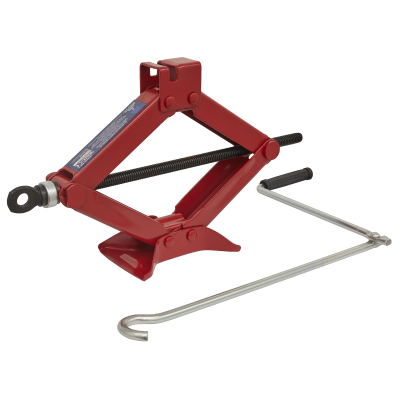Sealey Scissor Jack Heavy-Duty 1tonne
