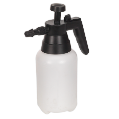 Sealey Pressure Solvent Sprayer with Viton® Seals 1L