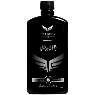 Car Gods Dionysius Leather Reviver 500ml