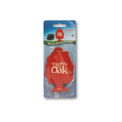 Mighty Oak Air Freshener - Cherry Red