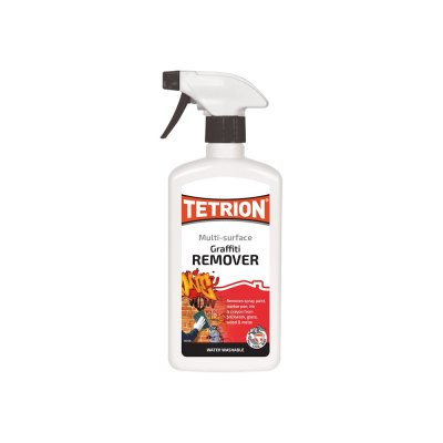 Tetrion Graffiti Remover 500ml
