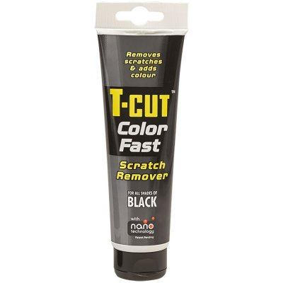 T-Cut Color Fast Scratch Remover Black 150g