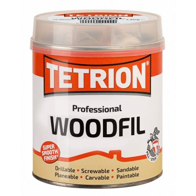 Tetrion Woodfil White 2 Part Filler 1.2kg