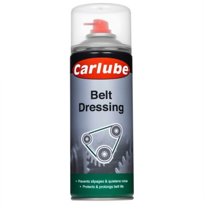 Carlube Fan & Drive Belt Dressing Treatment 400ml