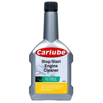 Carlube Petrol Stop Start Fuel System Cleaner 300ml
