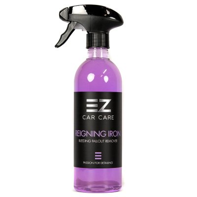 EZ Car Care Reigning Iron Fallout Remover