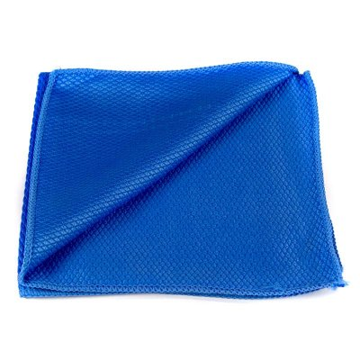 EZ Car Care Fishscale Glass Cleaning Cloth