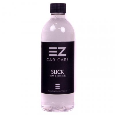 EZ Car Care Slick Tyre & Trim Gel