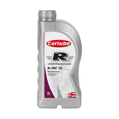 Carlube Triple R - R TEC 10 - 0W30 Engine Oil