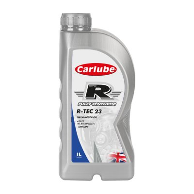 Carlube Triple R - R TEC 23 - 5W30 Engine Oil