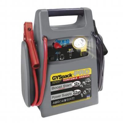 GYS Gyspack Pro Battery Booster Pack 12v 1750a