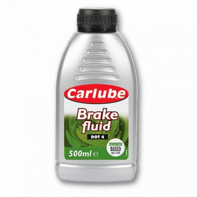 Carlube Brake & Clutch Fluid Dot 4