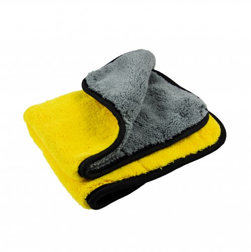Power Maxed Microfibre Polishing Towel