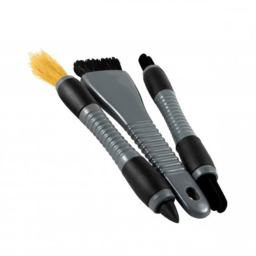 Power Maxed Valeting & Detailing Interior Brush Set