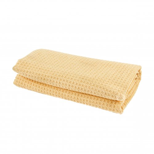 Power Maxed Waffle Weave Car Drying Towel