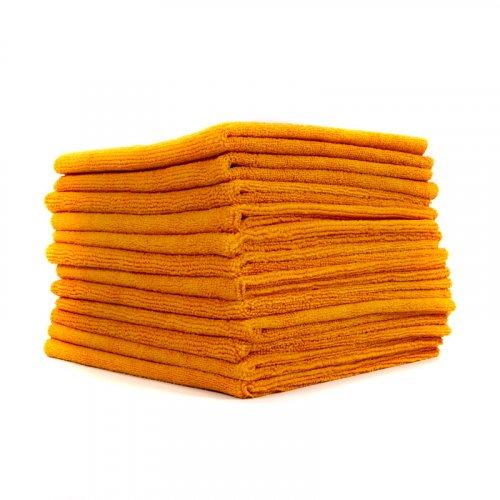 EZ Car Care Workhorse Microfibre Cloth 380gsm - Orange