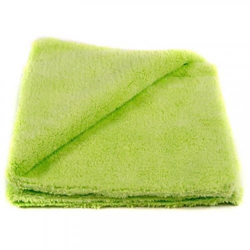 EZ Car Care Premium Plush Korean Microfibre Cloth 600gsm - Green