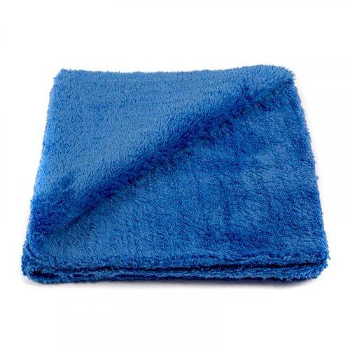 EZ Car Care Premium Plush Korean Microfibre Cloth 600gsm - Blue
