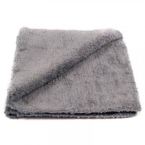 EZ Car Care Premium Plush Korean Microfibre Cloth 600gsm - Grey