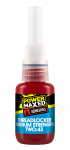 Power Maxed Threadlock Medium Strength Blue 10ml