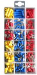 Pearl Assorted Crimp Terminals - Pack of 180